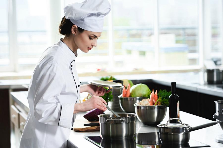 cocinera chef